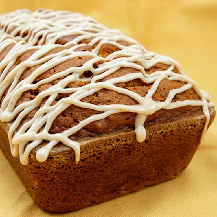 pumpkin bread recipe