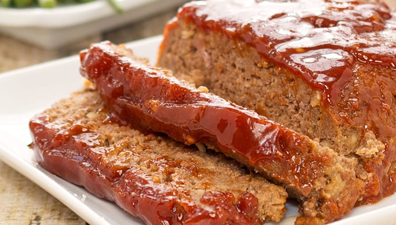 Easy Classic Brown Sugar Meatloaf