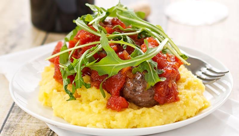 Lamb Meatball Recipe with Ragout Recipe