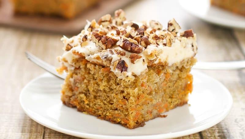 Carrot Cake Recipe from Scratch