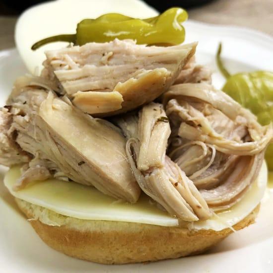 mississippi chicken sandwich