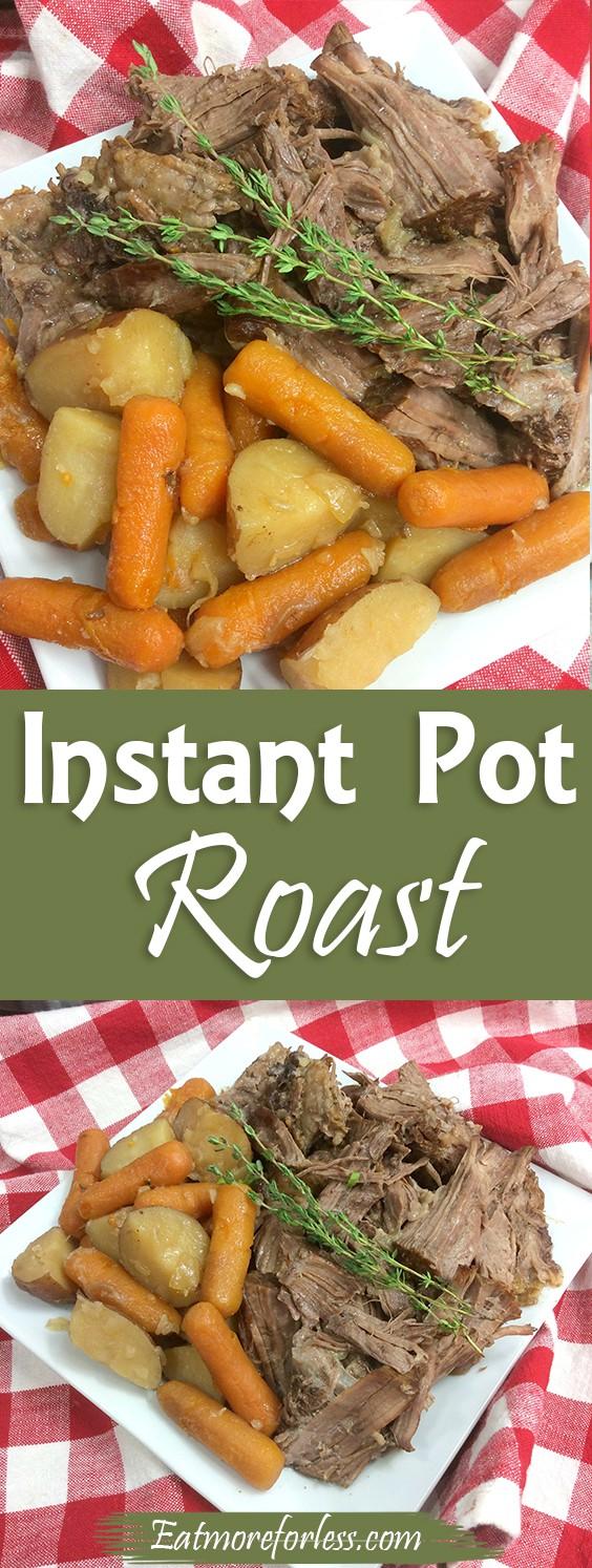 Instant Pot Roast