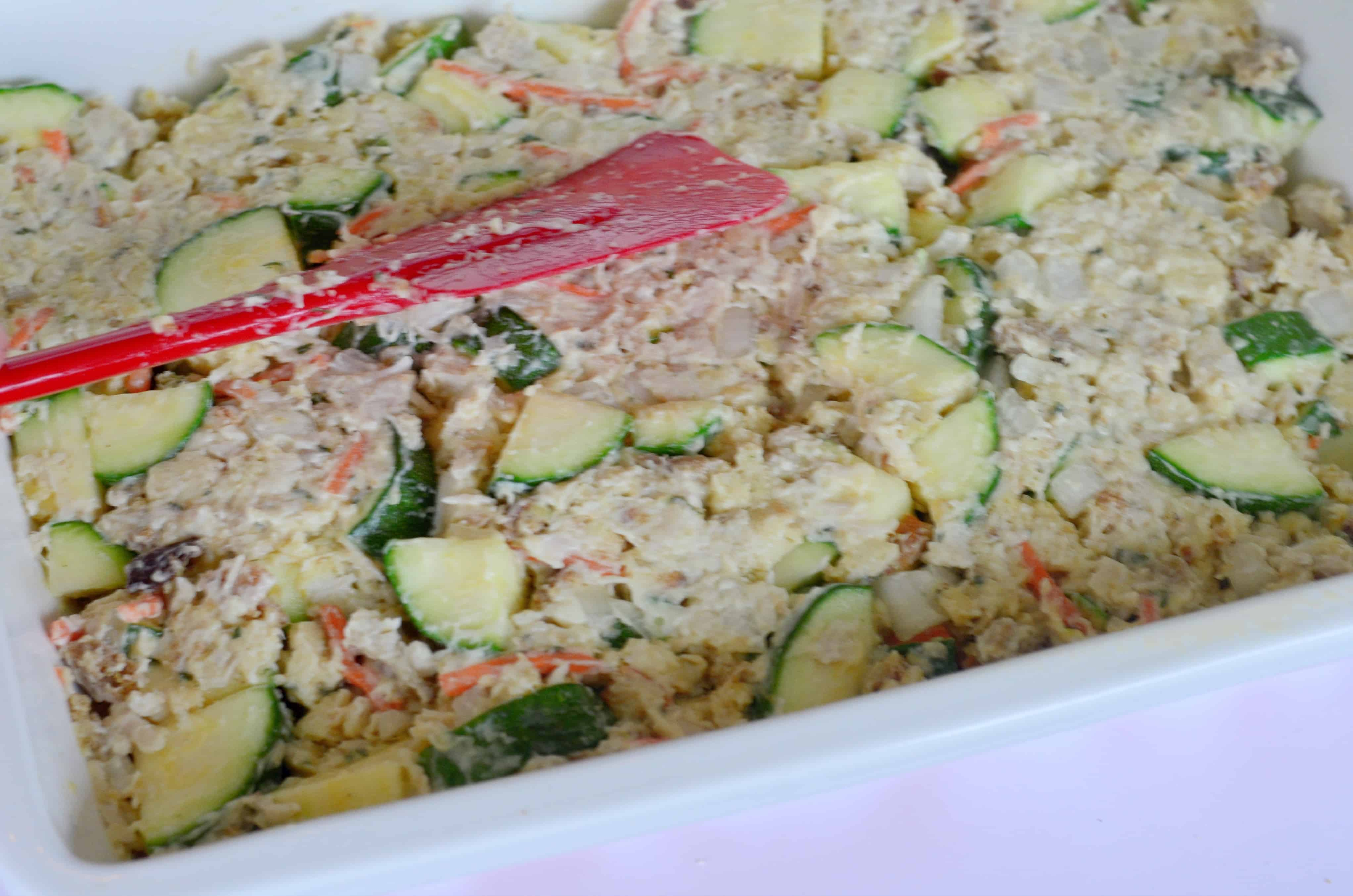 stuffing and turkey recipe
