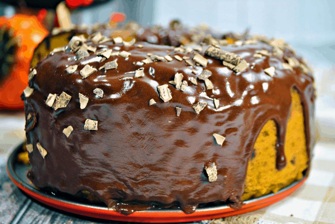 Instant Pot Pumpkin Cake Recipe