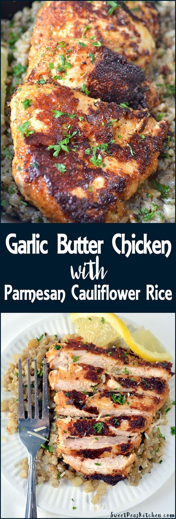 Garlic Butter Chicken