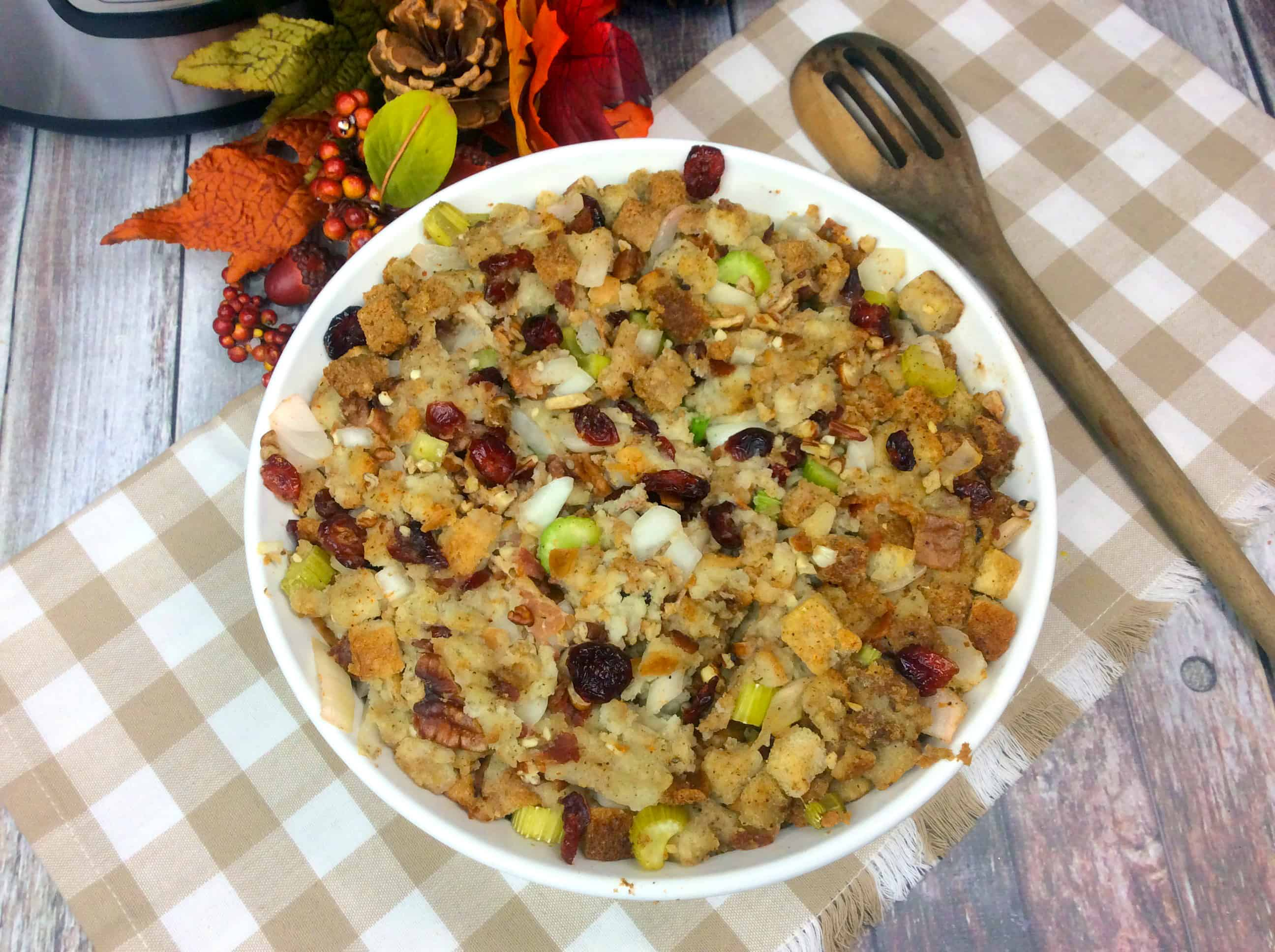 Instant Pot Southern Stuffing