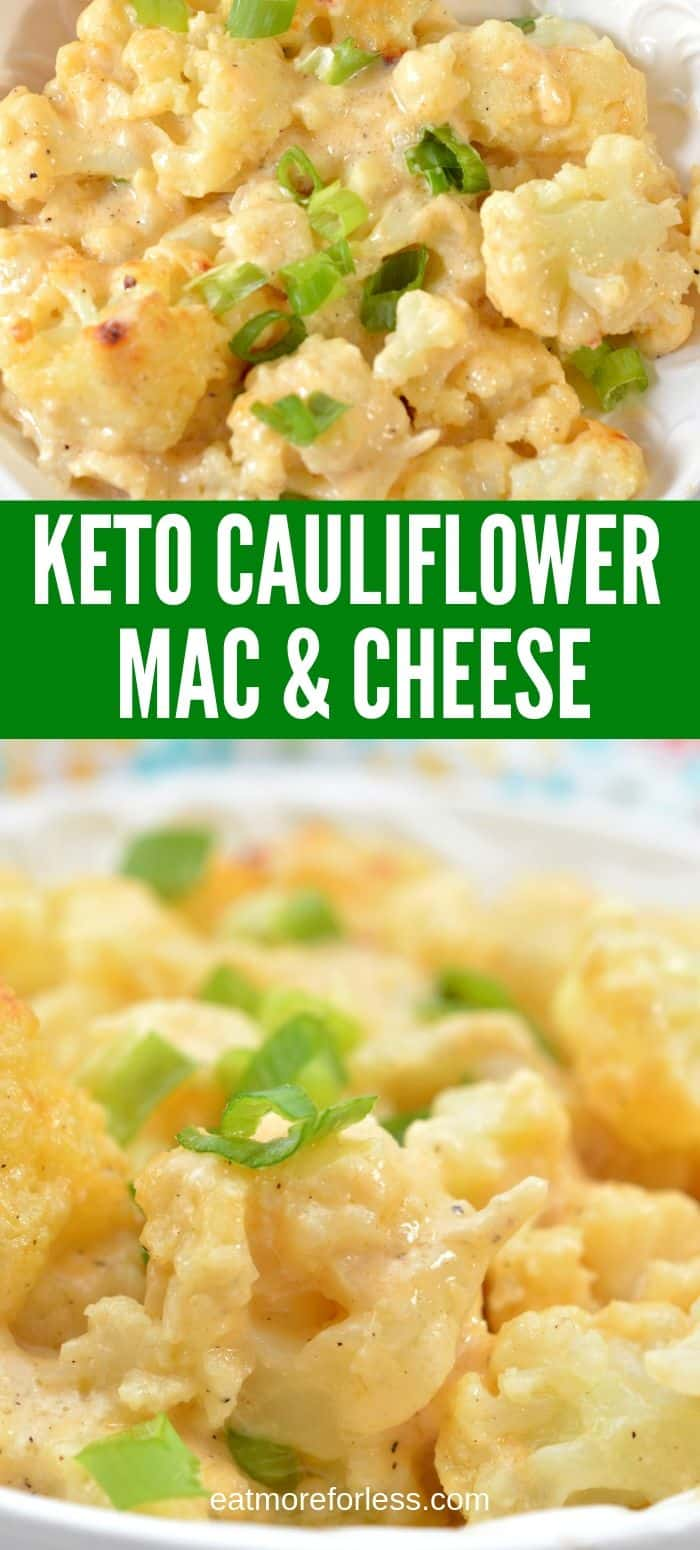 cauliflower mac and cheese
