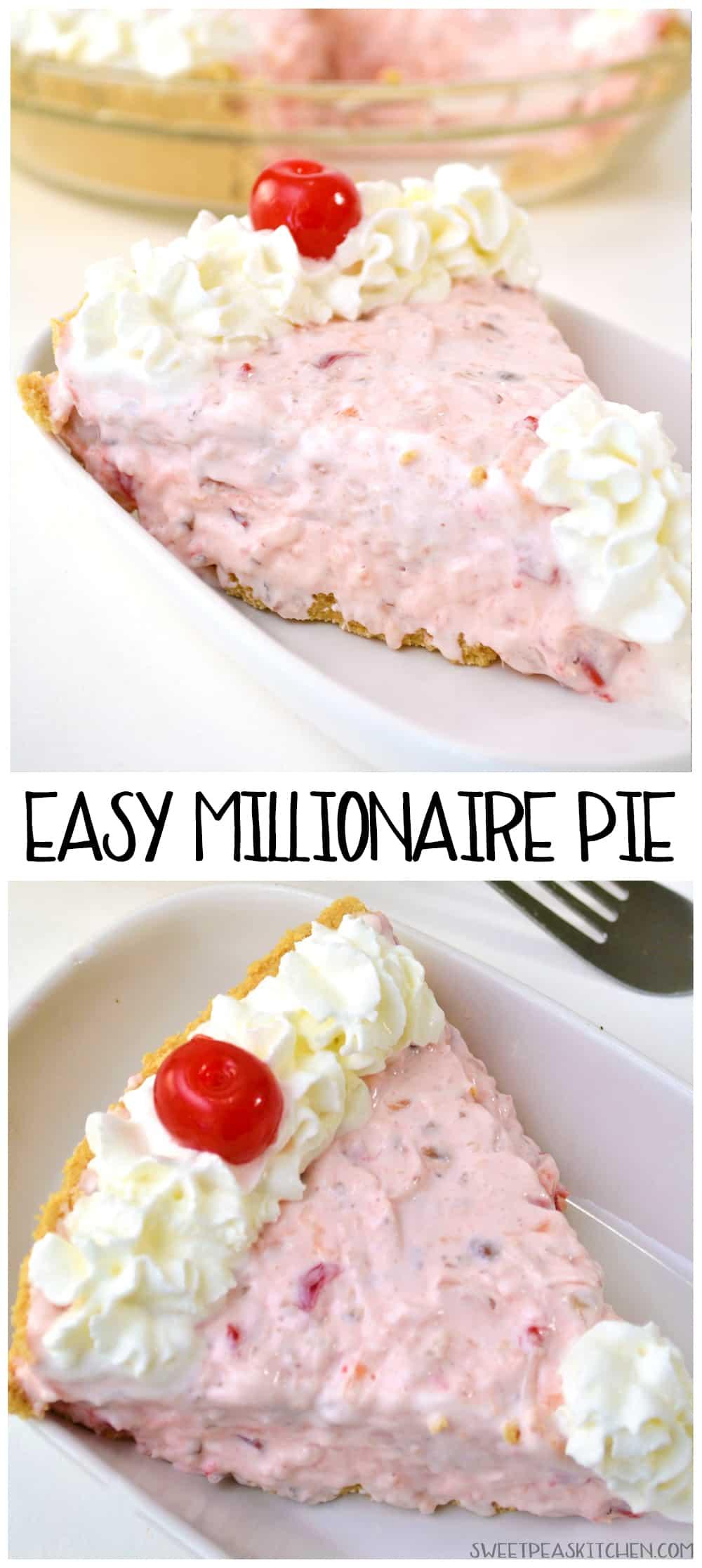 Easy Millionaire Pie