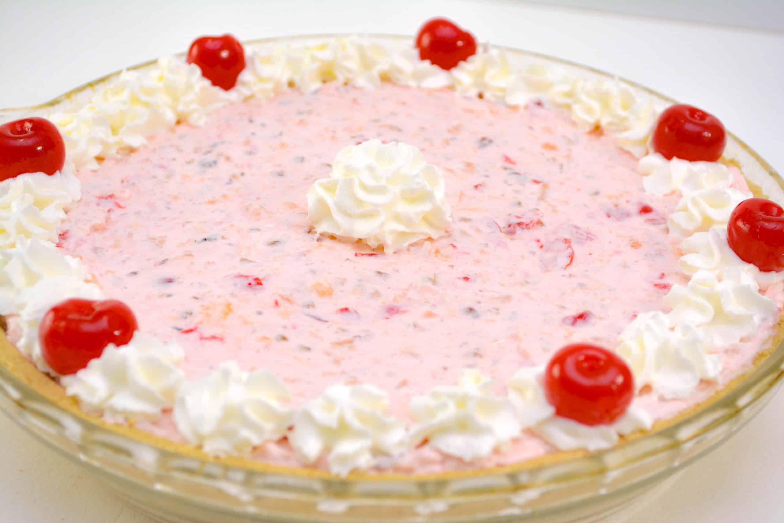 Easy Millionaire Pie Recipe
