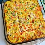 Farmer's Healthy Breakfast Casserole Recipe