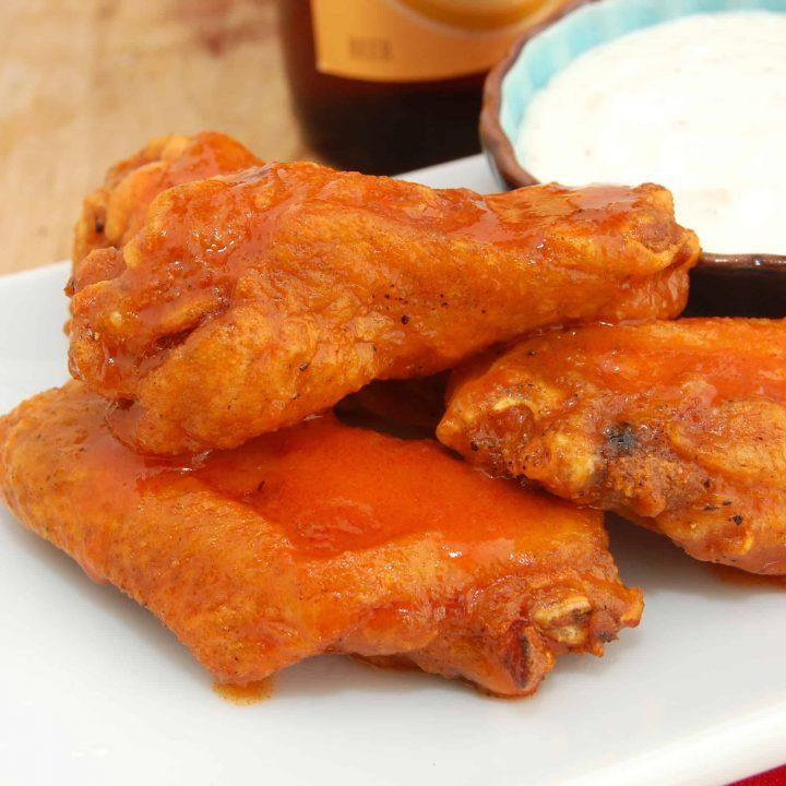 The Best Ever Buffalo Wings Recipe