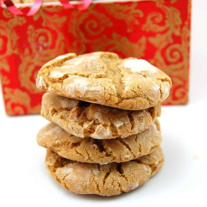 Butterscotch Chip Spice Cookies