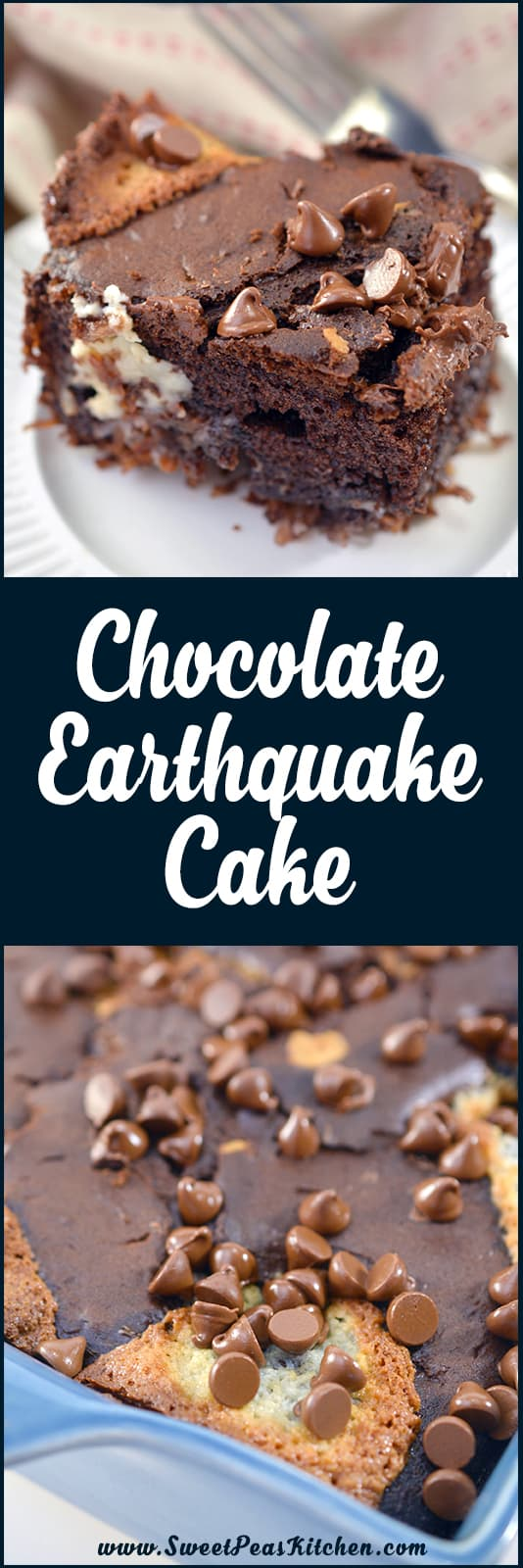 Chocolate Earthquake Cake Recipe