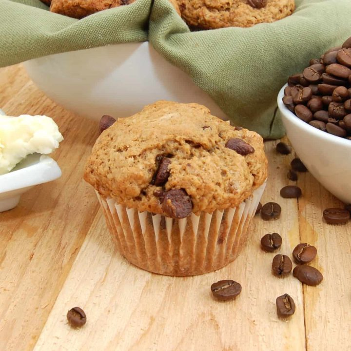 Coffee Break Muffins