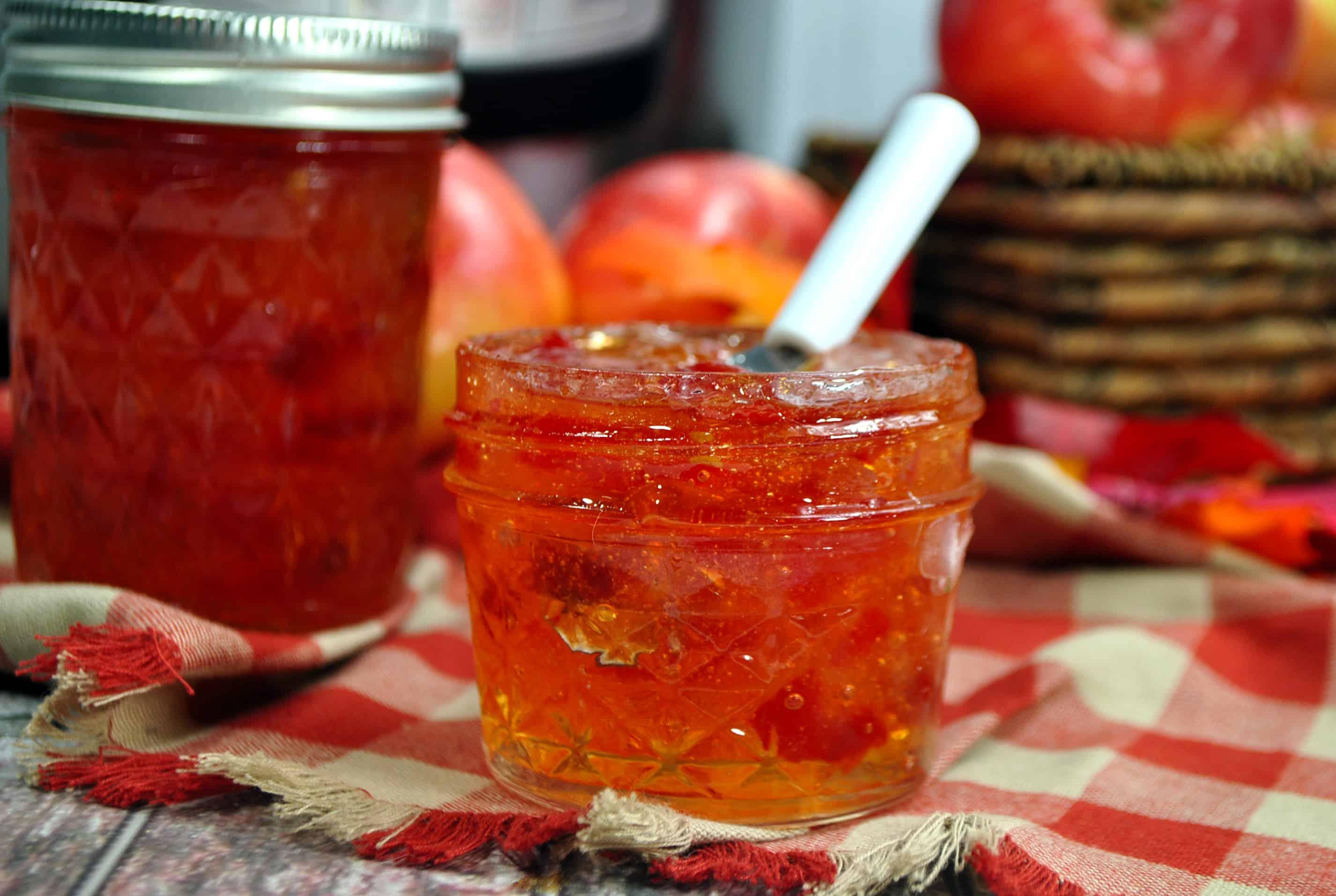 apple pepper jelly