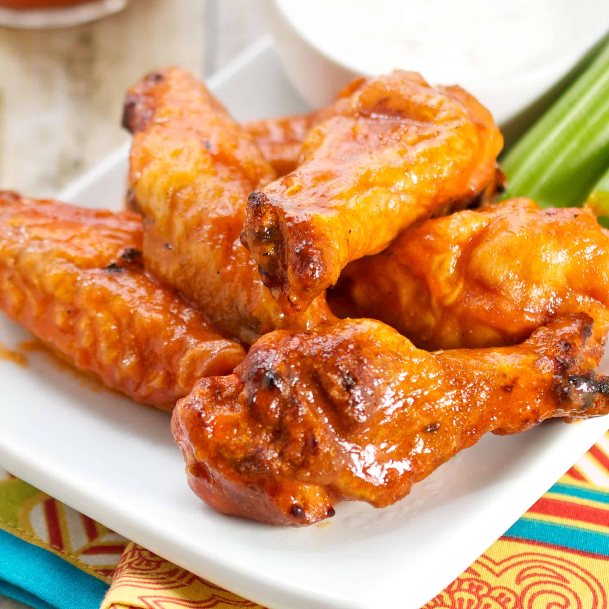 Buffalo Smoked Chicken Wings Recipe Sweet Pea S Kitchen