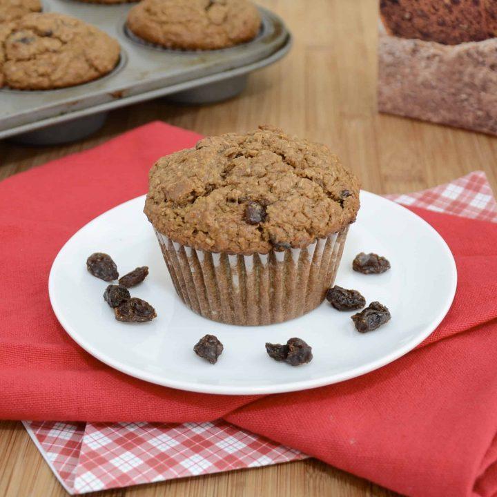 The Best Bran Muffins