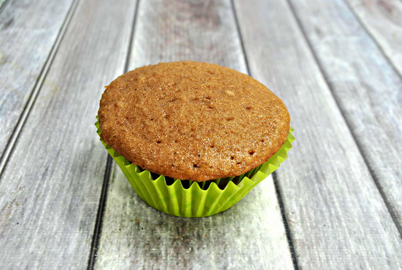 apple cupcake