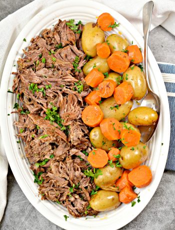 best pot roast in the Instant Pot