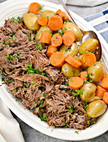 Best Pot Roast Recipe for Instant Pot