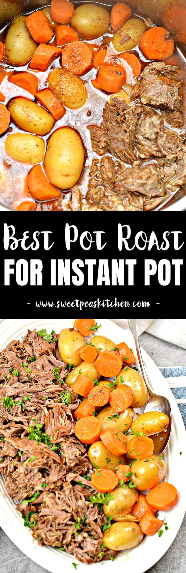 Best Pot Roast Recipe for Instant Pot