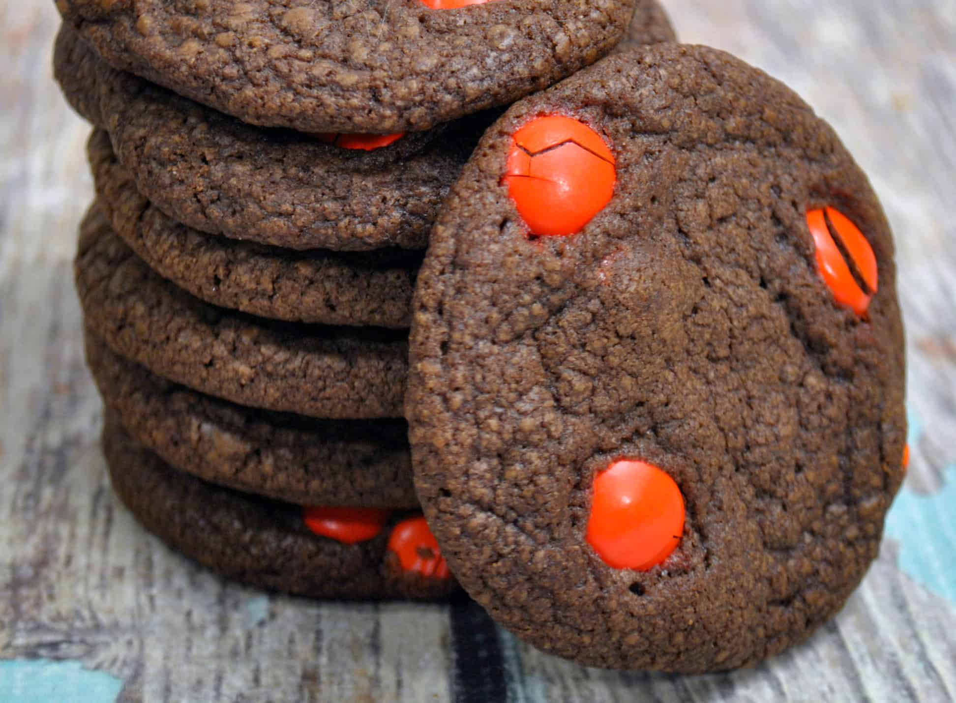 Fall Nutella Cookie Recipe