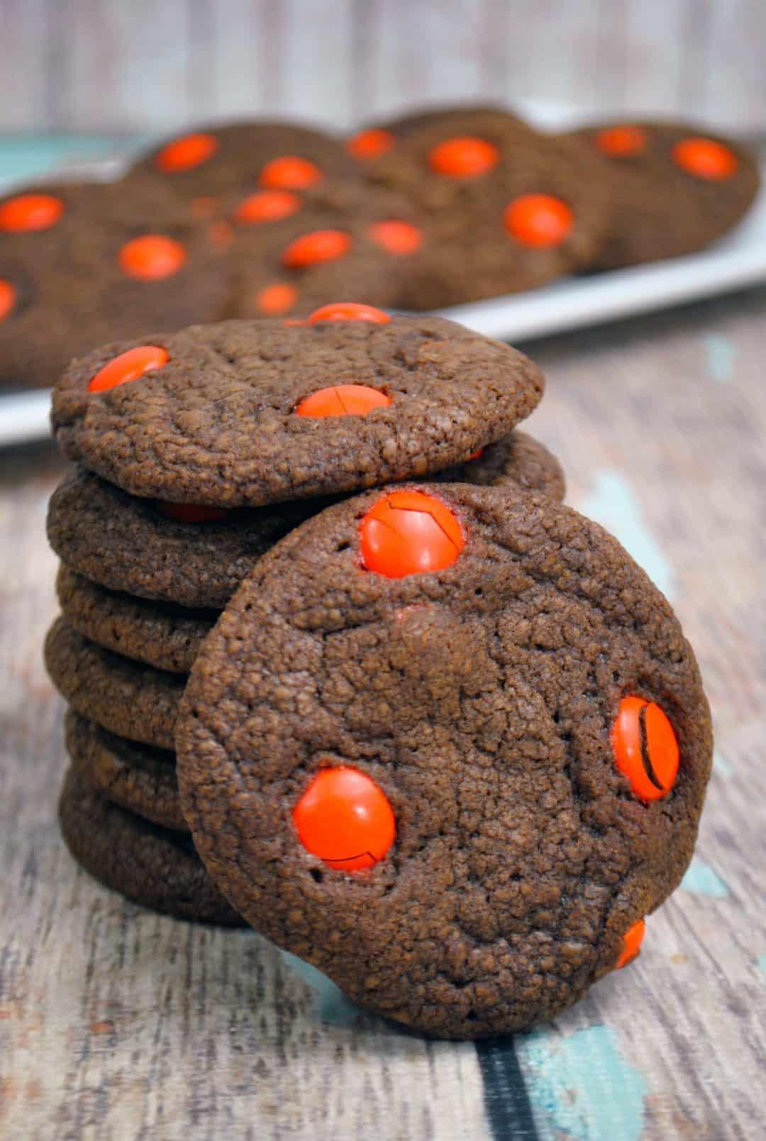 Fall Nutella Cookie Recipe