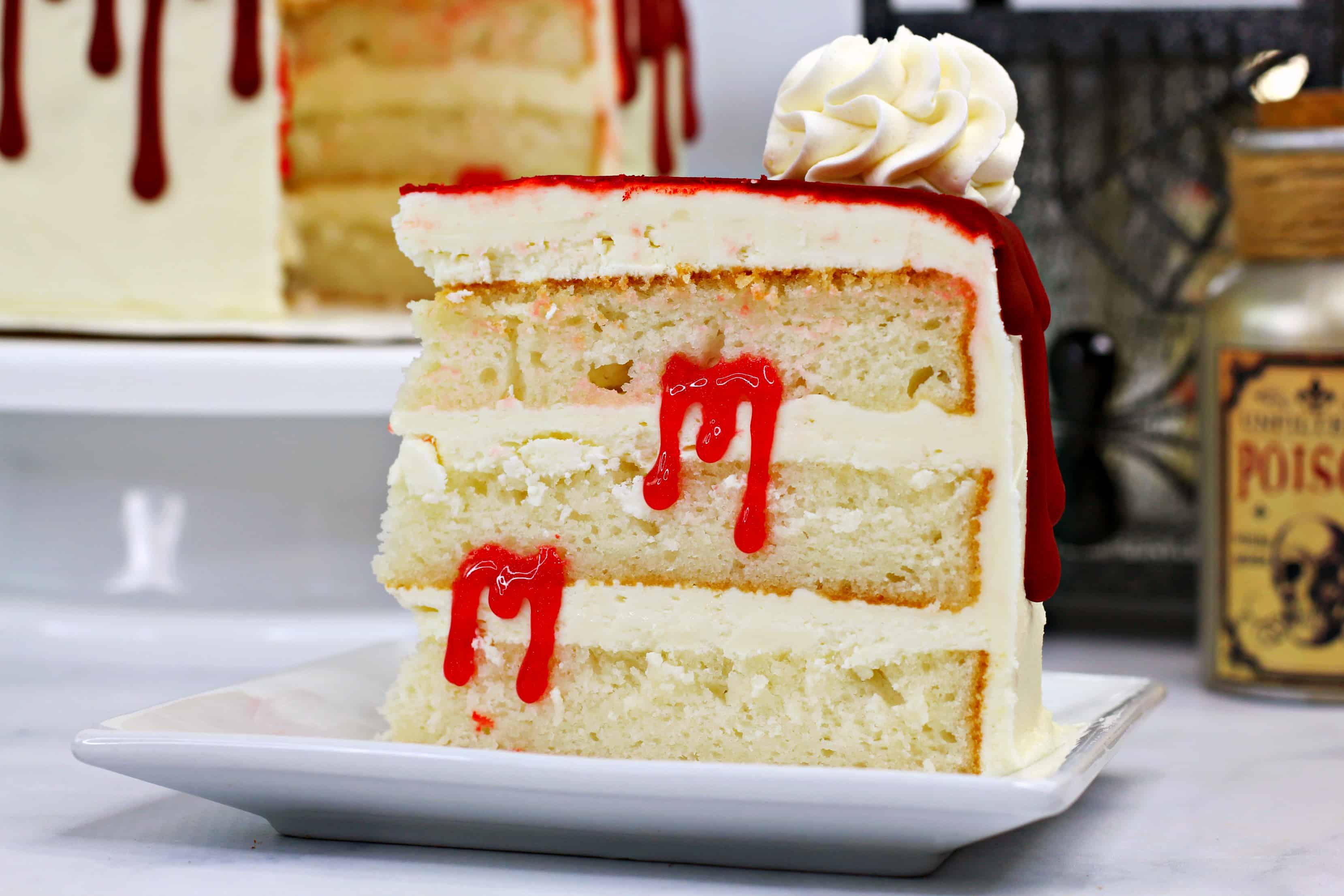 slice of vampire cake