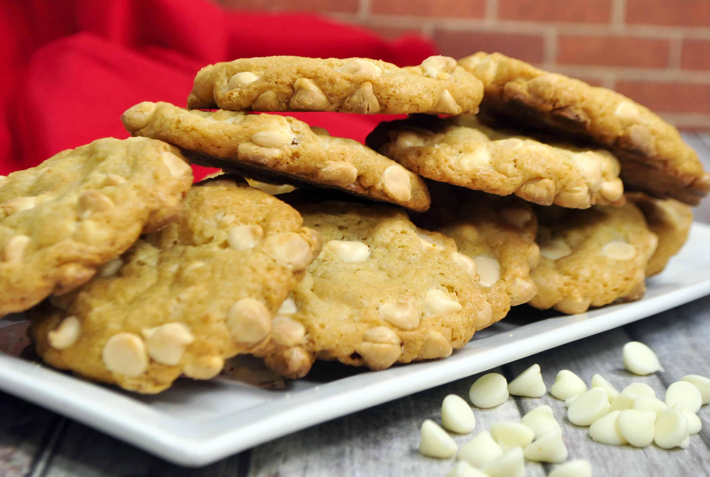 Root Beer Float White Chocolate Chip Cookies