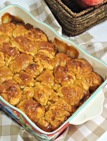 Semi-Homemade Apple Pan Dowdy Recipe
