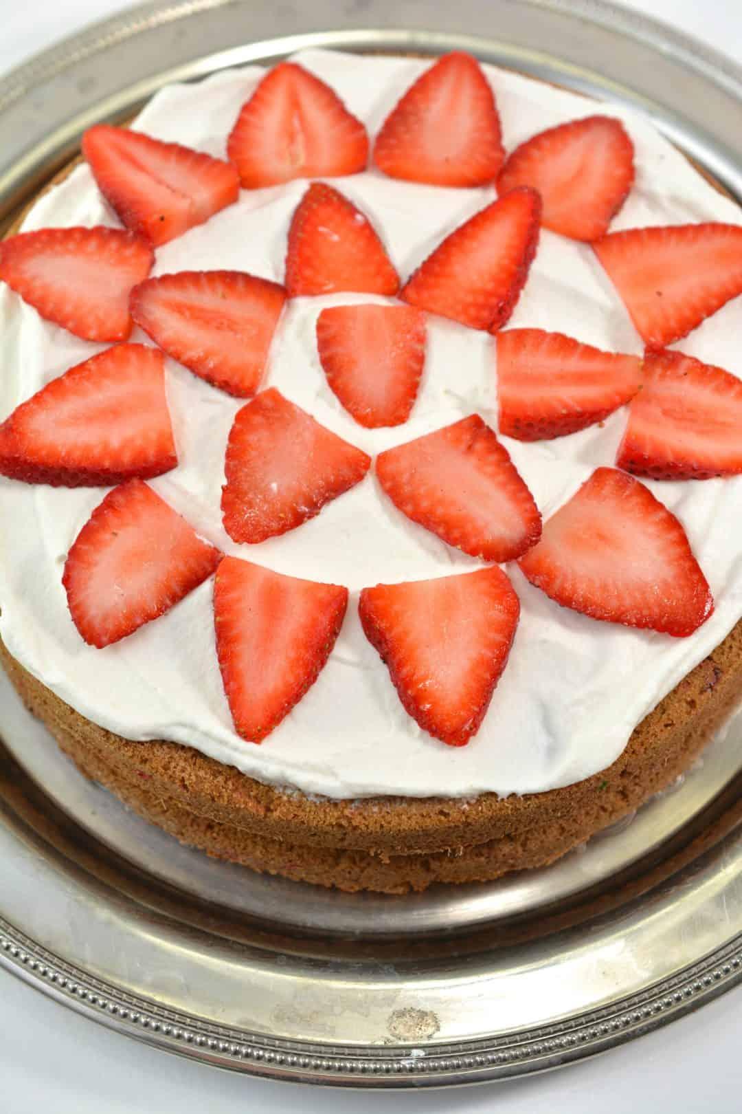 The Best Cake Recipe Ever