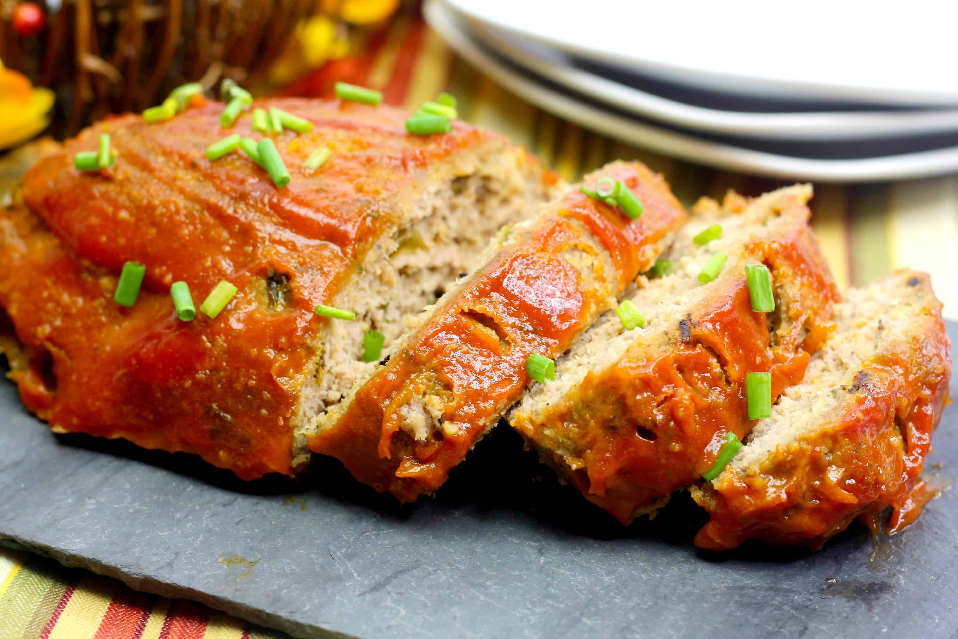 easy meatloaf recipe with ground turkey