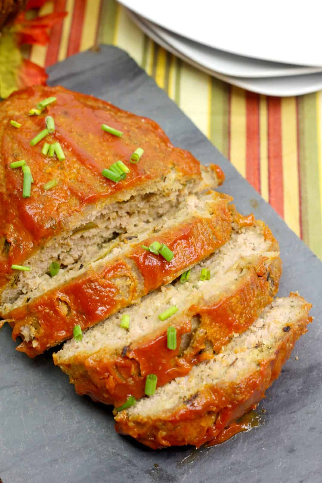 Turkey Easy Meatloaf Recipe