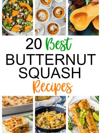 20 Best Butternut Squash Recipes
