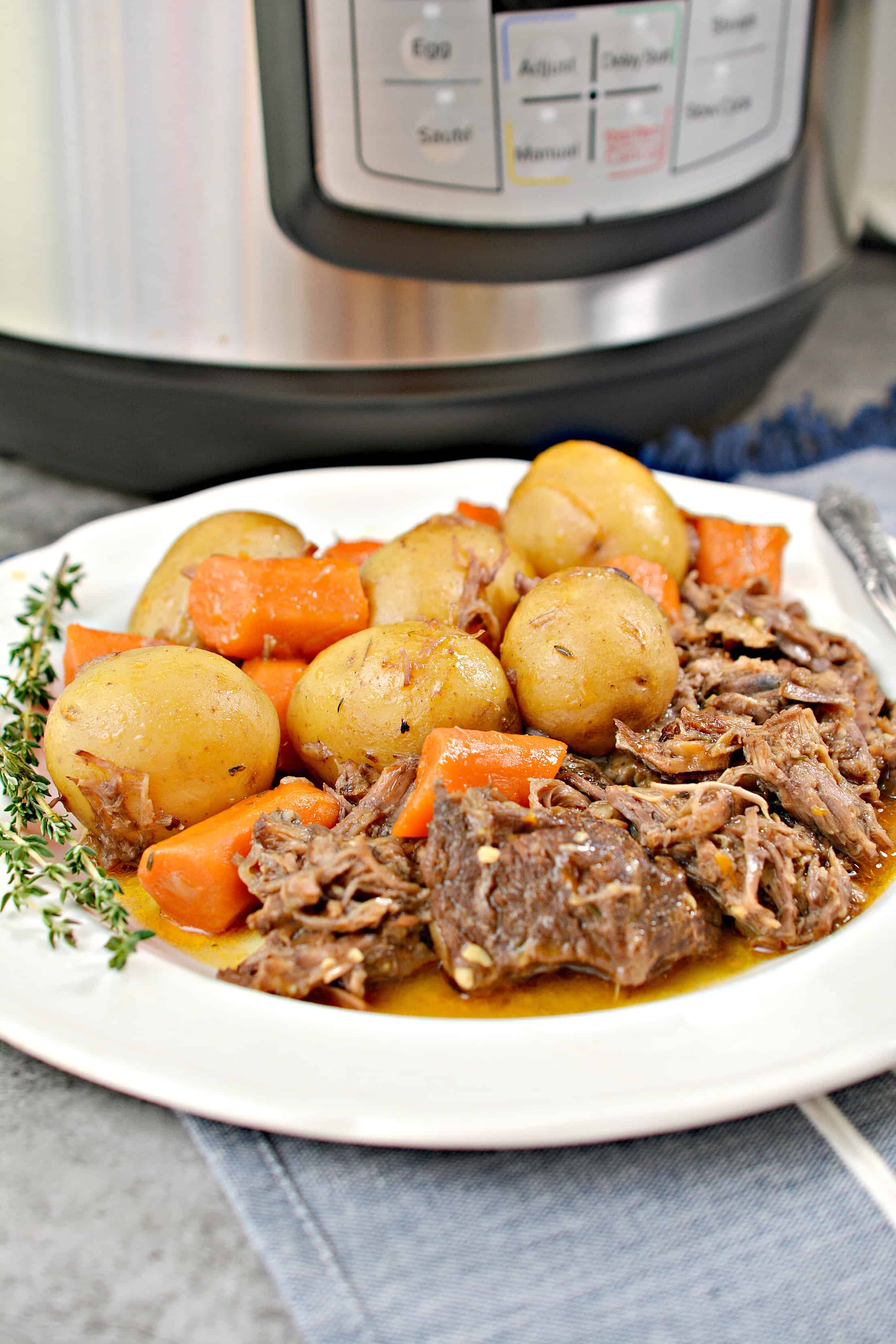 Best Ever Instant Pot Roast Recipe
