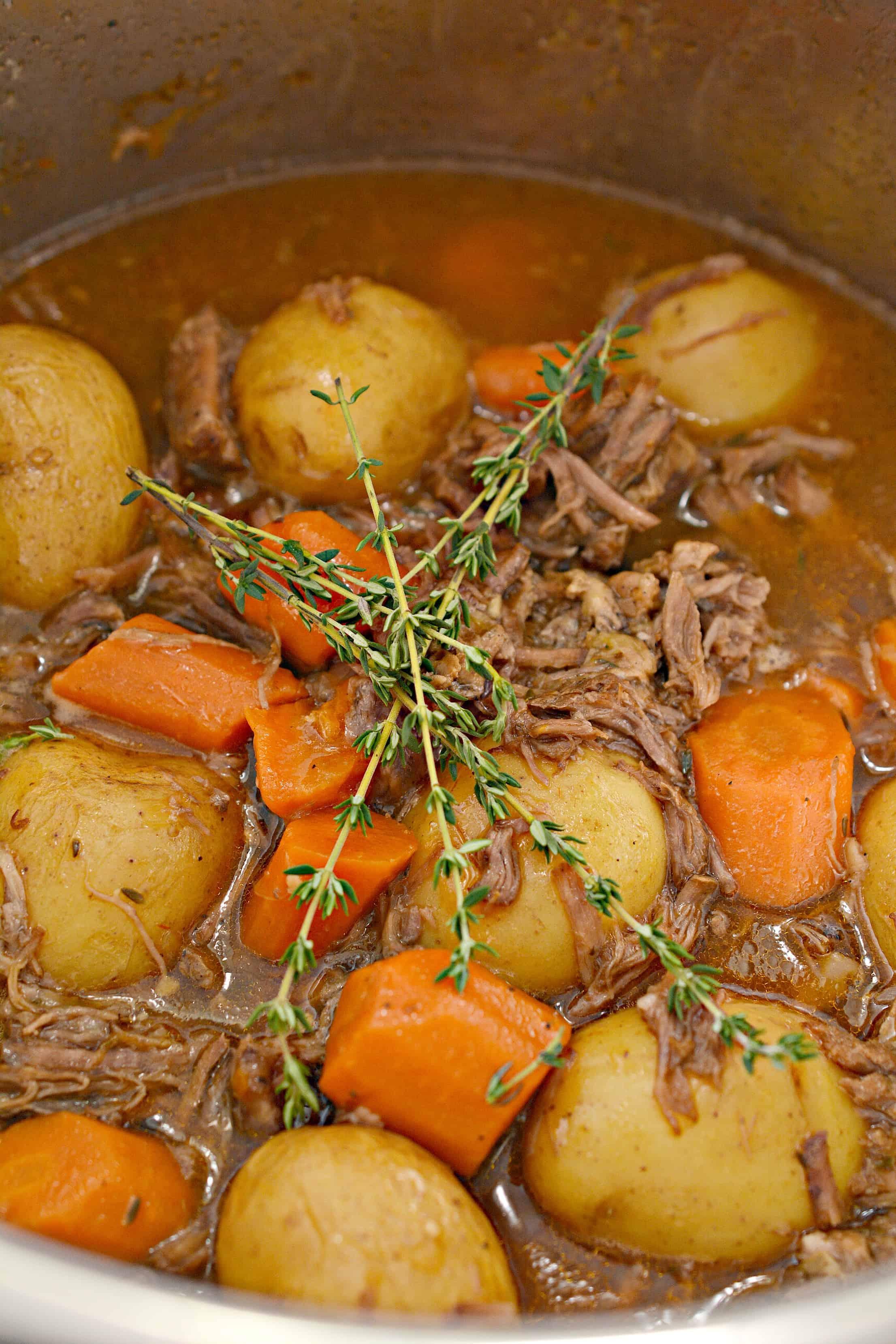 easy pot roast recipe