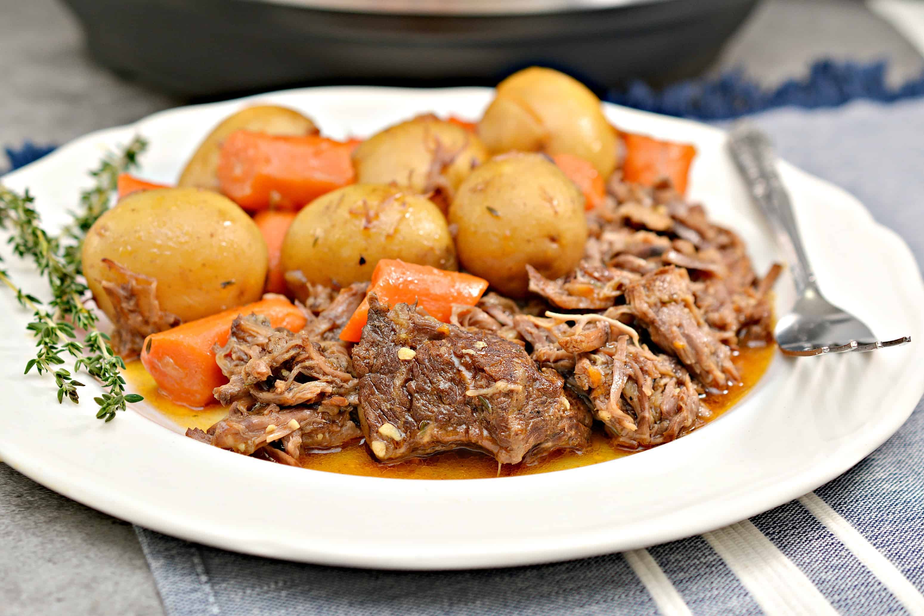 instant pot pot roast recipe