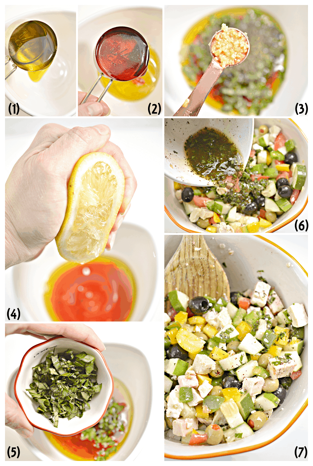 Greek Dressing how to