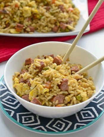Easy Sausage Fried Rice Recipe