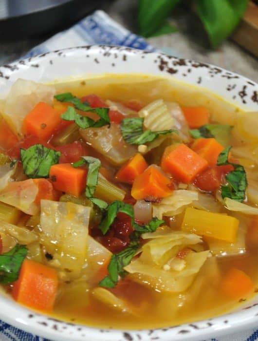 Fat Flush Soup
