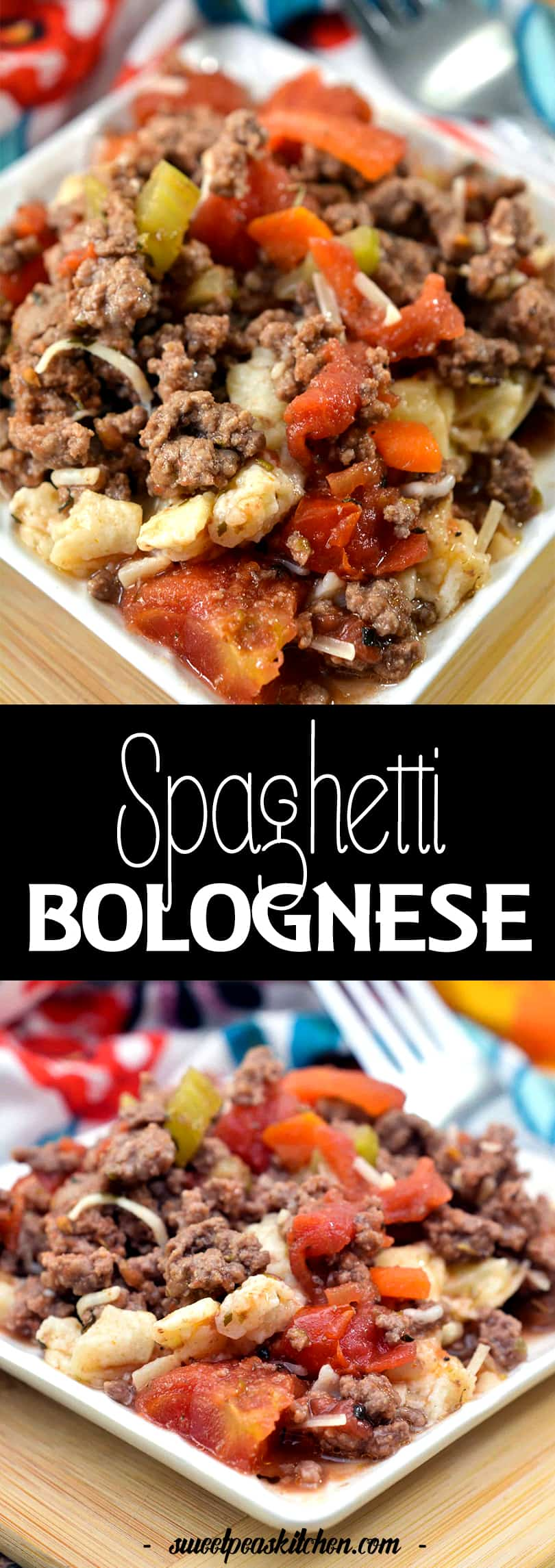 Simple Bolognese Recipe