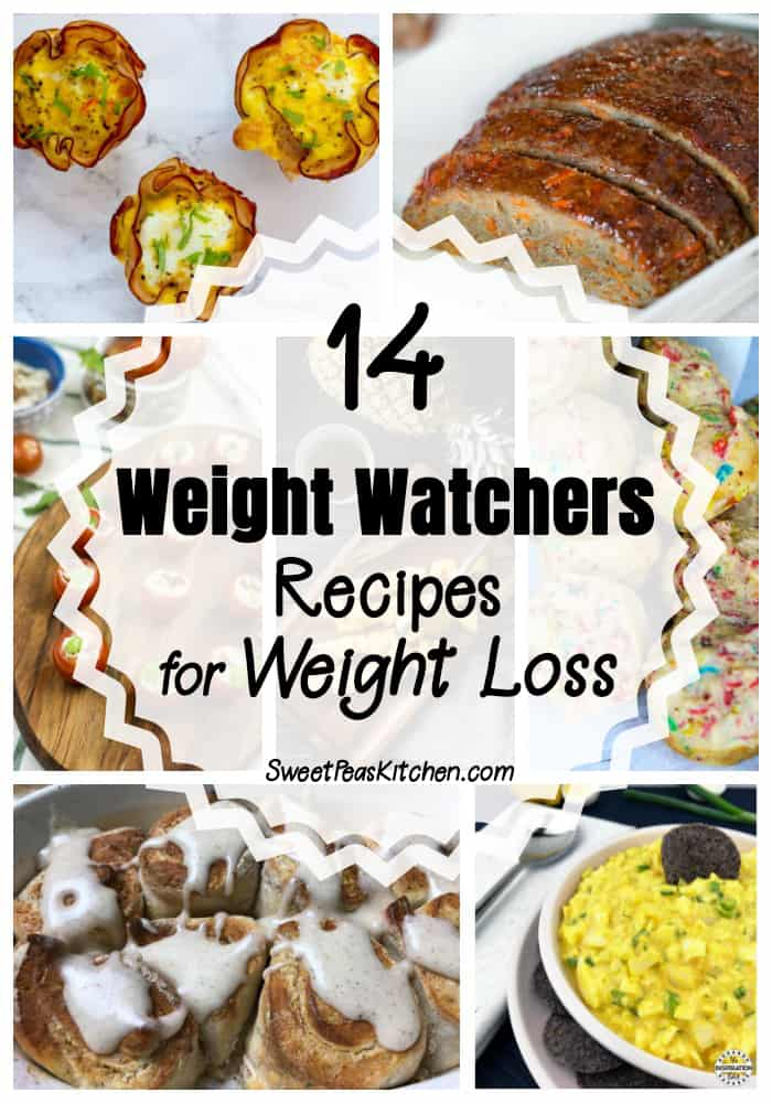 14 Weight Watchers Recipes To Help Lose Weight