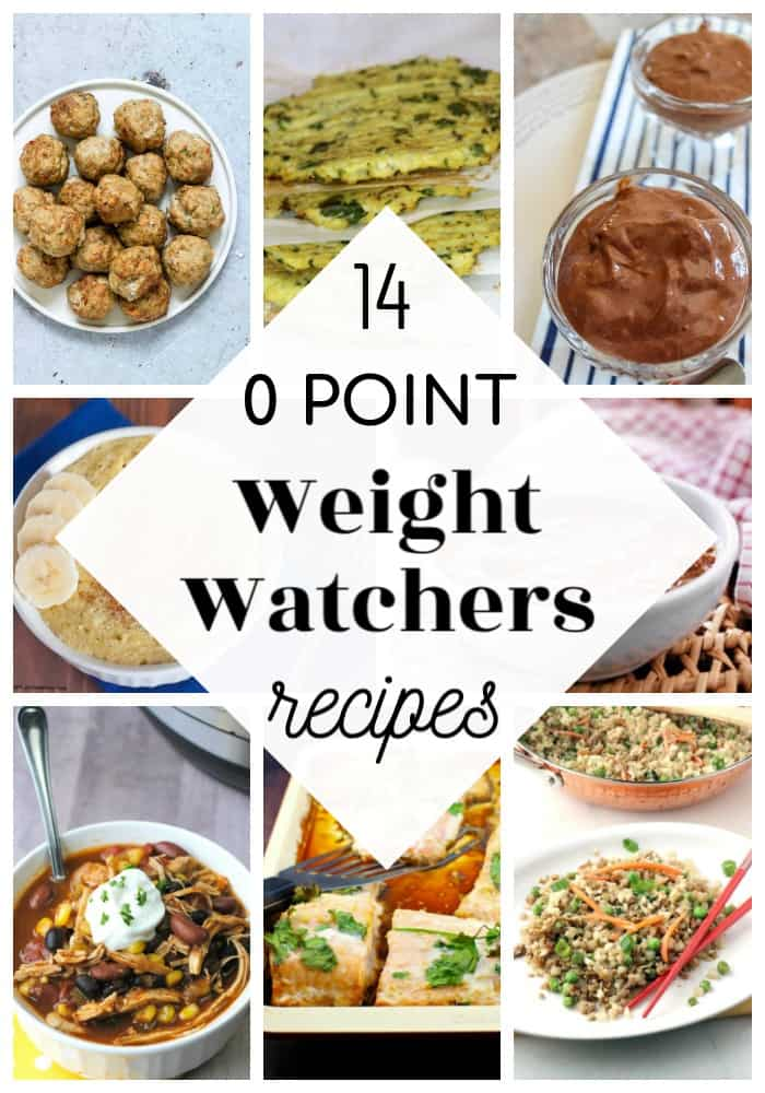14 Zero Point Weight Watchers Dinner Recipes