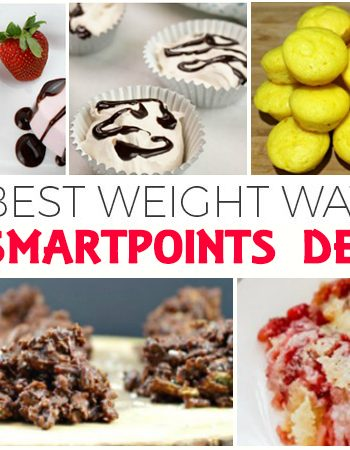15 Best Weight Watchers Smartpoints Dessert
