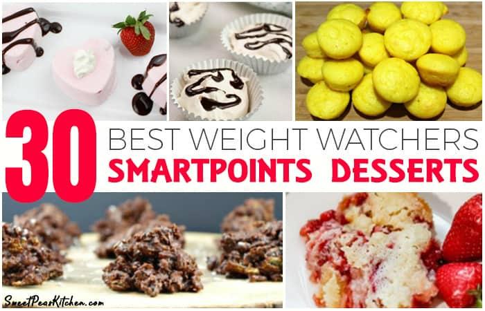 15 Best Weight Watchers Smartpoints Dessert
