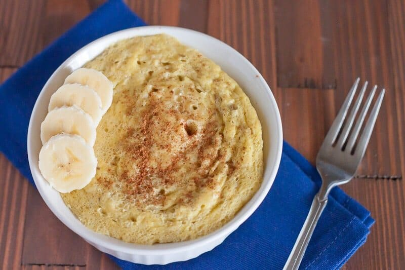 Weight Watchers Banana Souffle