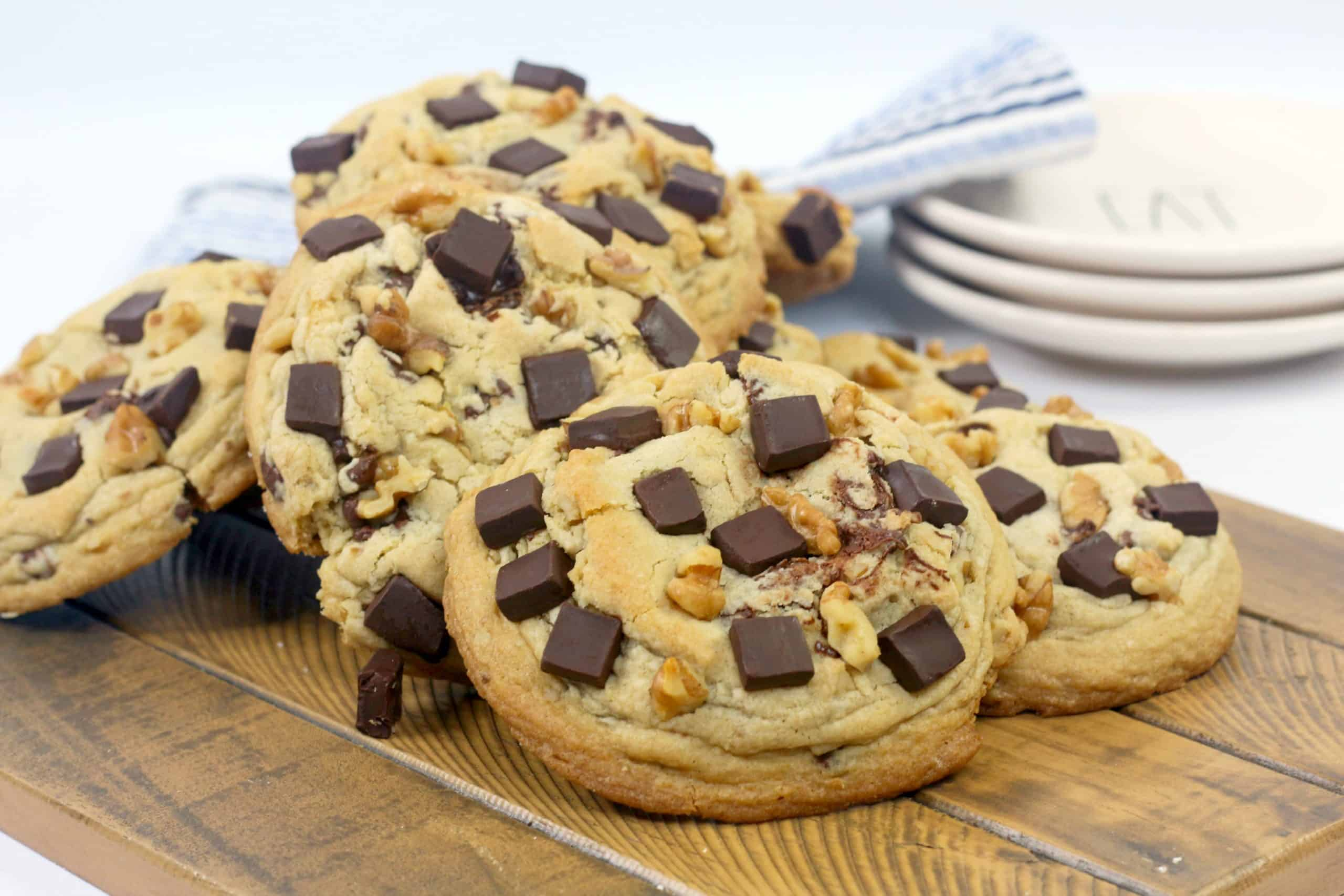 Levain Chocolate Chip Cookies Sweet Pea S Kitchen