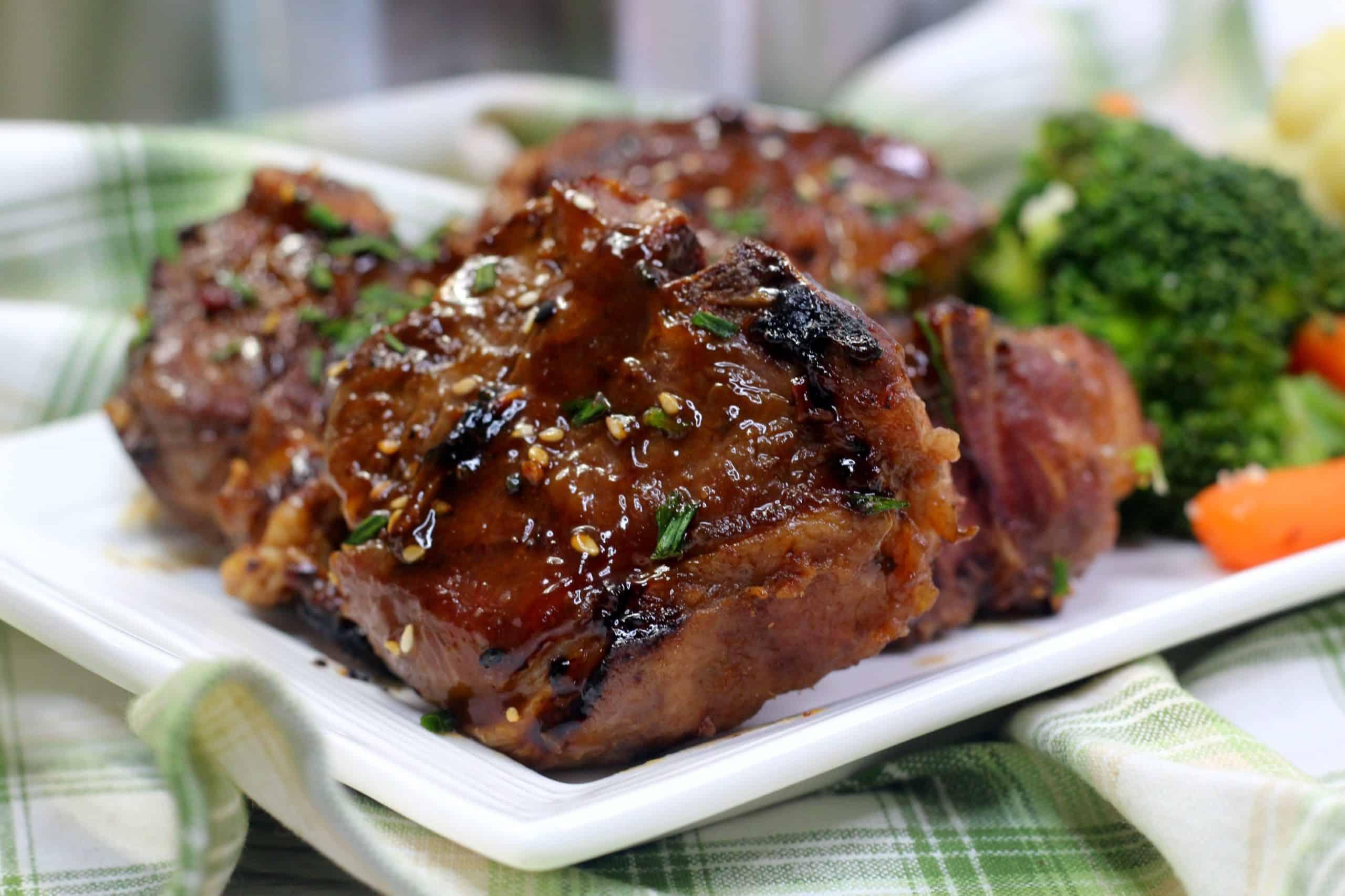 Delicious Instant Pot Lamb Chops