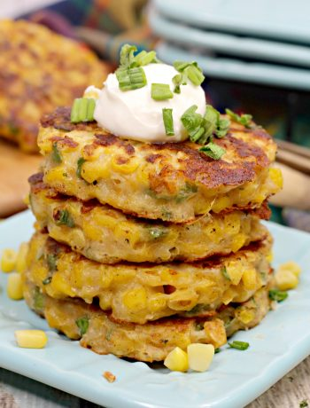 corn fritters, fritters