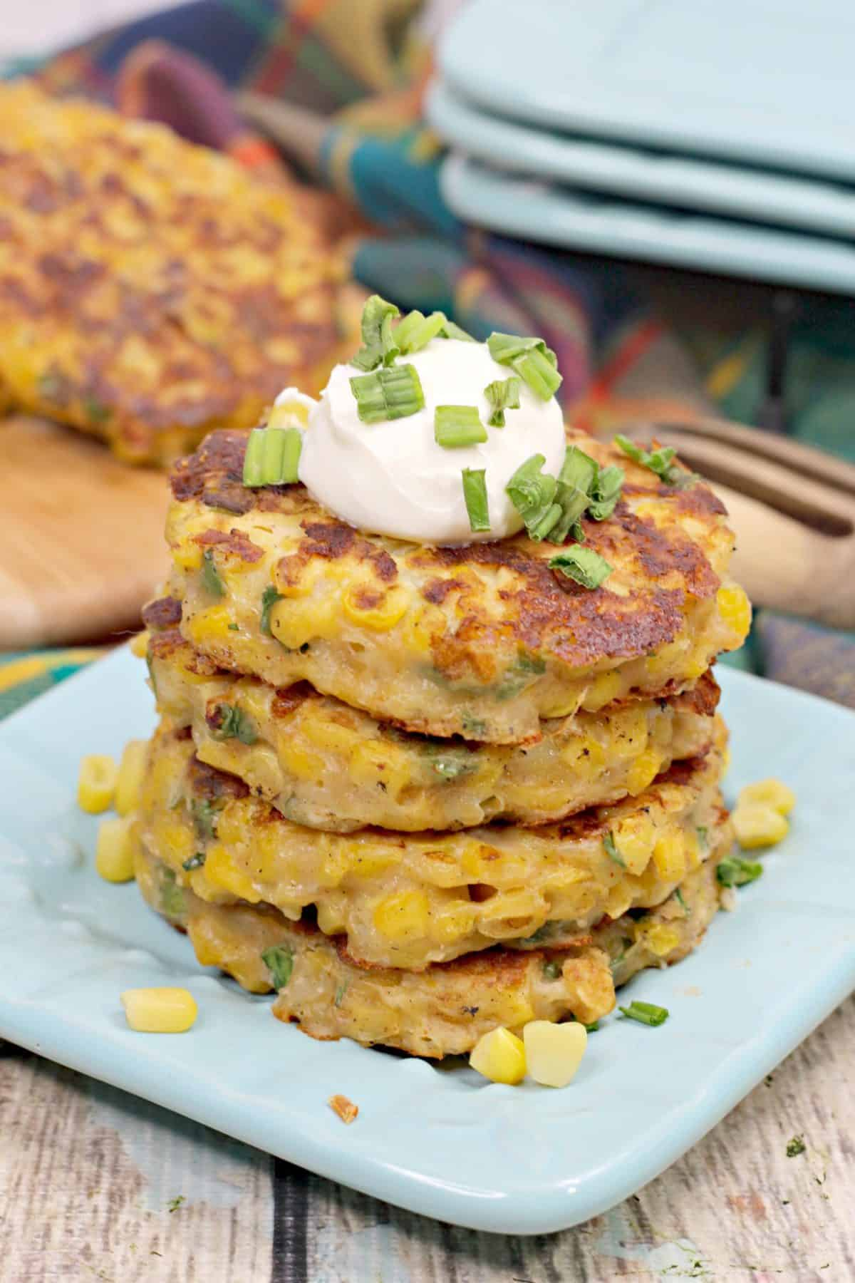 fritter recipe, fritters